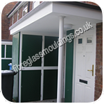 GRP Bin Store Doors and Rear Gates