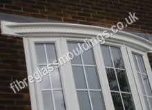 Bow Canopy & Bay Window Canopies u0026 Bay Tops: UK Bay Canopy Manufacturers