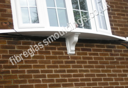 Bow Canopy Base & Bay Window Canopies u0026 Bay Tops: UK Bay Canopy Manufacturers