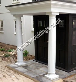 Delicieux Cool Front Door Pillars For Sale Images   Exterior Ideas 3D   Gaml .
