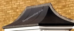 Bell Bay Lead Effect Splayed Canopy