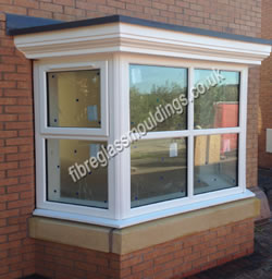 Bay Window Canopies Amp Bay Tops Uk Bay Canopy Manufacturers