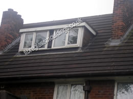 GRP Dormer Roofs, Side Cheeks and Insulate
