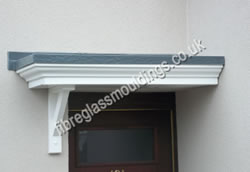Georgian Corner Fit Canopy
